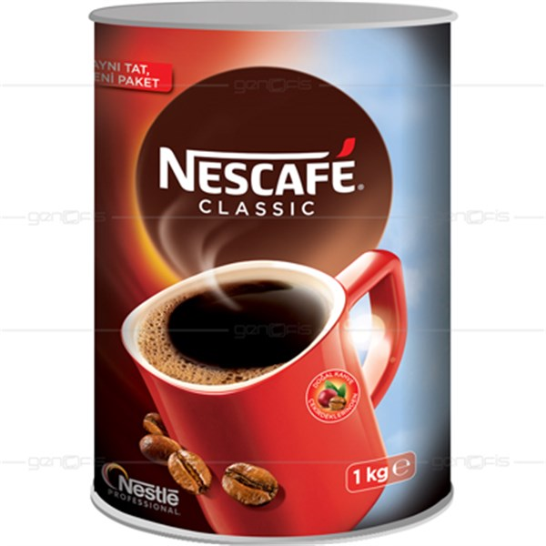 marketing and nescafe classic