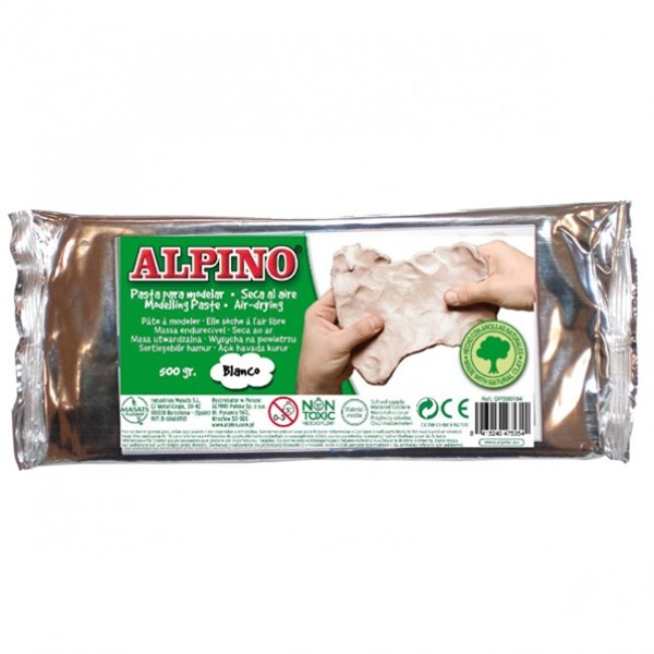 Alpino Model Kil Hamuru 500gr