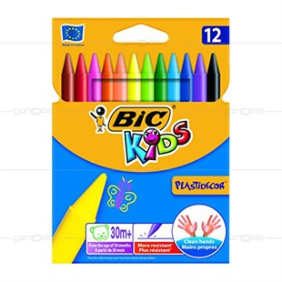 Bic Kids Plastidecor 12li